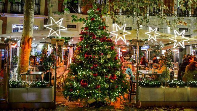 Navidad y Nochevieja a los pies de la Puerta de Alcalá