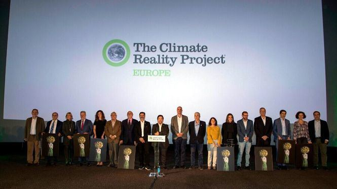 The Climate Reality Project premia la lucha contra el Cambio Climático