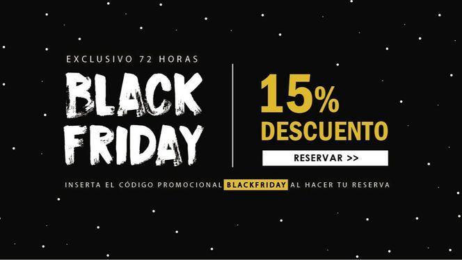 Vincci Hoteles se suma un año más al Black Friday