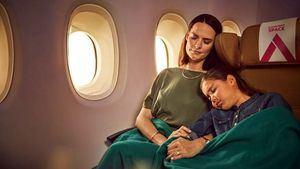 Etihad Airways lanza su nueva clase Economy Space con más espacio por asiento