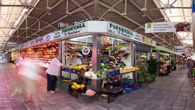 Mercados de Palma, una inmersión en la auténtica capital balear