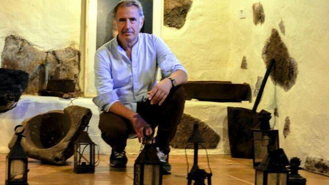 Guillermo Paneque expone, la Noche del Mediodía, en Madrid