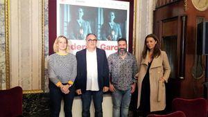 Federico García en el Teatro Español