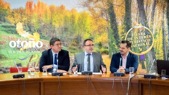 El Otoño Mágico en el Valle del Ambroz se presenta en Madrid
