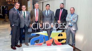 La Red de Ciudades Ave ha presentado en Madrid su primer Travel Meeting