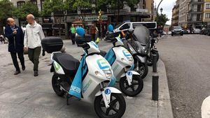 eCooltra amplía sus zonas de uso en Madrid