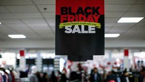 Los españoles gastarán una media de 205 euros en este Black Friday