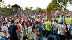 Sendaviva se acerca a los 200.000 visitantes en su 15ª temporada