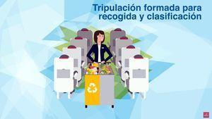 El proyecto LIFE Zero Cabin Waste se implanta en los vuelos nacionales de Iberia
