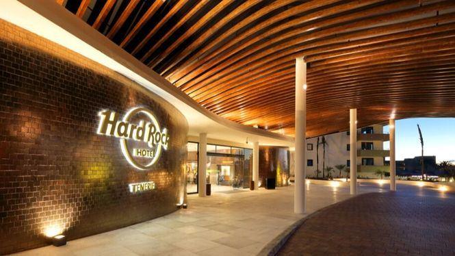 Un fin de año legendario en Hard Rock Hotel Tenerife
