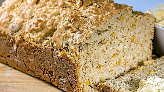 Cornbread, es el pan de acción de gracias