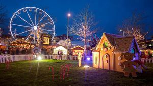 Continental Christmas Market Galway