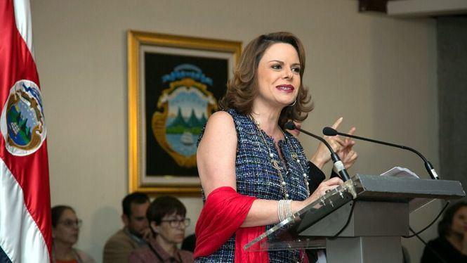 Ana Helena Chacón Echeverría, embajadora costarricense en España