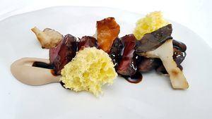 Castañas, boniatos, setas y frutos secos las bases de las nuevas cartas de los restaurantes del hotel Dolce Sitges