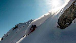 Evolution Dreams: cuando el esquí todavía es un sueño