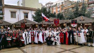 Castellón regresa a la Edad Media