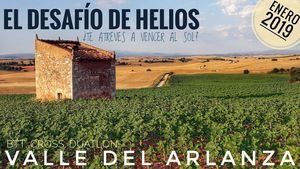 Desafío de Helios, una contrarreloj contra el Sol en la provincia de Burgos