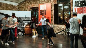 Diseño, vino y música en el VI Día de la Moda de Bodegas Franco-Españolas