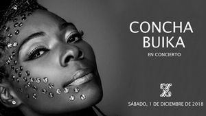 La gira mundial de Concha Buika recala en el Teatro de la Zarzuela