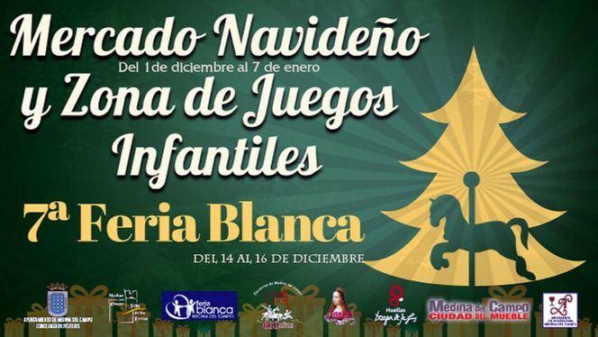 Medina del Campo se prepara para celebrar las Navidades Blancas