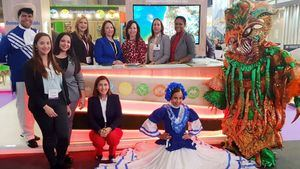 Republica Dominicana ha presentado en la IBTM World su oferta para turismo Mice