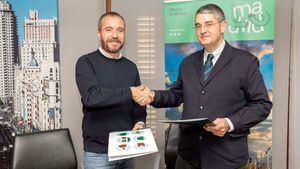 Patrocinio de los premios Madrid Acoge