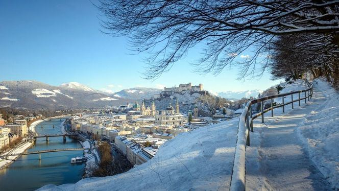 El mejor cuento de Navidad vívelo en Austria