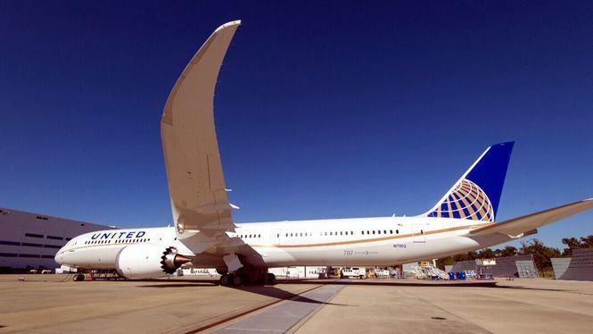 United Airlines anuncia que el Boeing 787-10 operará entre Barcelona y Nueva York