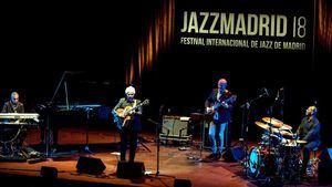 Ximo Tébar presentó su nuevo disco, Con Alma & United, en JazzMadrid18