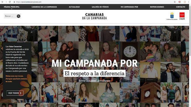 Comienza la cuenta atrás de las Campanadas Canarias