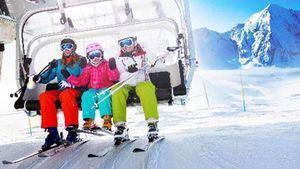 Iberia permitirá facturar gratis material de esquí a seis destinos