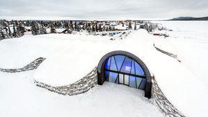 Icehotel. Suecia
