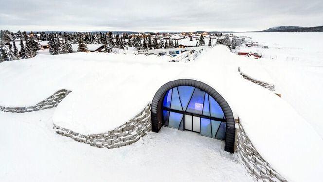 Los mejores iglús y hoteles de hielo del mundo para una escapada muy invernal
