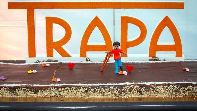 La mayor tarta de chocolate del mundo hecha por personas con discapacidad