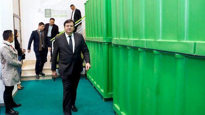 El capital chino entra en la primera empresa de energía inteligente de España