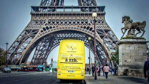 Campaña Madrid te abraza. Paris