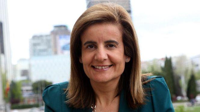 Fatima Báñez, la mujer menos apoyada por el sector masculino en la Comunidad de Madrid