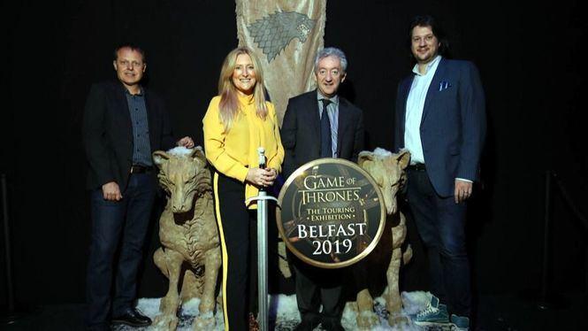Juego de tronos; The Touring Exhibition, llega a Belfast