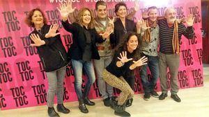 Toc Toc cumple 10 años en el Teatro Príncipe Gran Vía