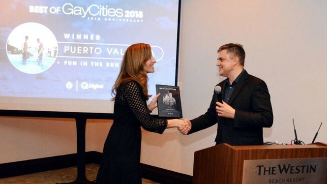 Puerto Rico recibe el premio Destino del Año LGBTQ+