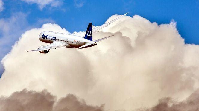 Air Europa, aerolínea europea de red más eficiente del mundo