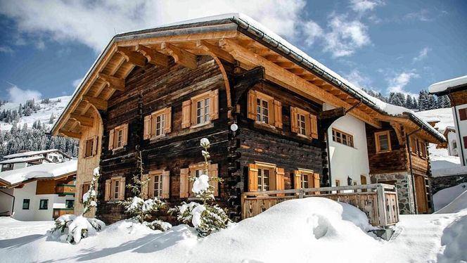 Chalets de ensueño en los Alpes para unas navidades de postal