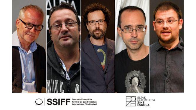 Seminario organizado por Elías Querejeta Zine Eskola y el Festival de San Sebastián
