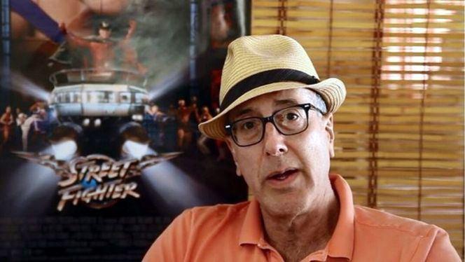 "Steven E. De Souza, director de ""Street Fighter: La Última Batalla"", en el festival CutreCon"