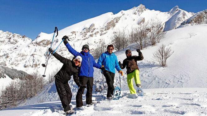Las estaciones del Pirineo francés ofrecen propuestas creativas a las nuevas generaciones