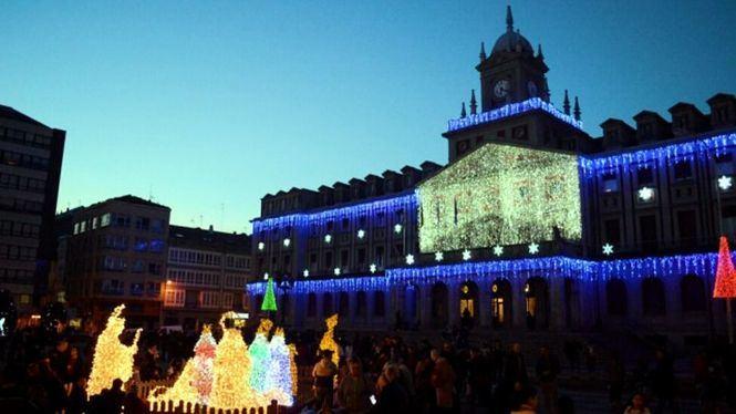 Ferrol en Navidad es magia
