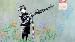 Banksy: Genius or Vandal