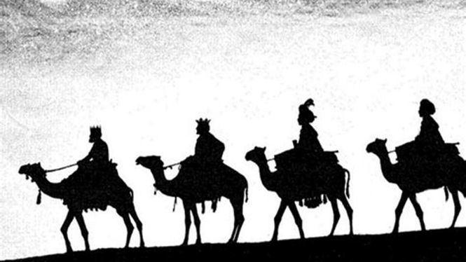 Los Reyes Magos eran… cuatro