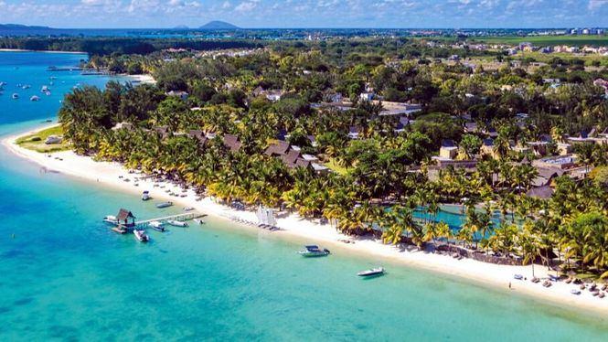 Sueño de Navidad en la Isla Mauricio