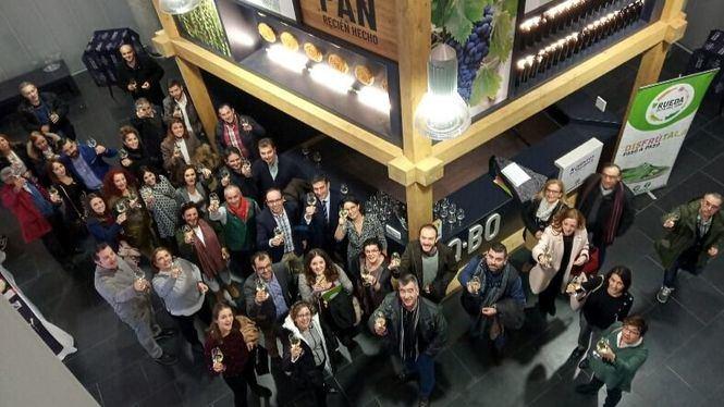 La ruta del vino de Rueda presenta su Plan de Comercialización para 2019